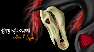 Happy Halloween by wittch