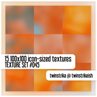 Texture Set 045 by twinstrikeish