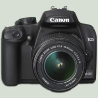 Canon 1000D Icon by Markus-Weldon