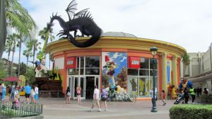 Downtown Disney Lego Store by BigMac1212