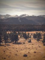 Rocky Mountains IV by jonniedee