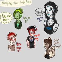 Adopt Raffle! *WINNERS PICKED* by MythsandMonsters