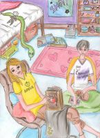 Stories with Coryn by Lady-Fayble