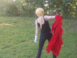Edward Elric cosplay 3 by karutimburtonfan