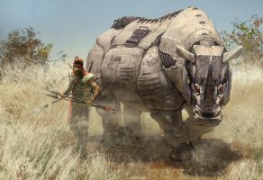 Big Five Part 1 by CrazyAsian1