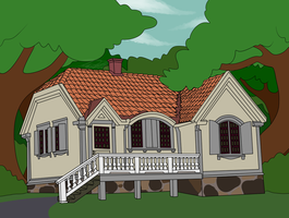 Gry's House by Rocking-Horse-People