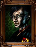 Harry Potter by Steelpengu
