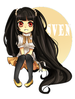 Chibi PC: Sven by Yunisaki