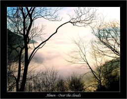 Over the clouds by almen