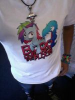 BOTDF MLP Shirt by xxXSketchBookXxx