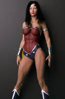 Wonder Woman by hitmanwa