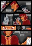 Extinguished comic chapter 5 by ks-claw