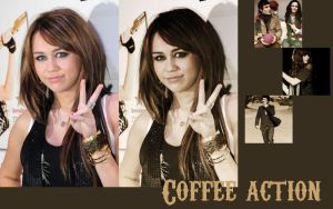 Coffee Action by ArtsRocked