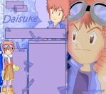 Shasunny-Daisuke Diary page by 1Rolo-chan1