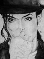 Michael Jackson 3 by 8thPlanetFromTheSun