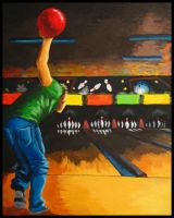 Bowling by thefeedingend