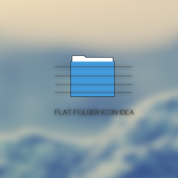 Flat folder by GreenToadMX