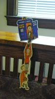 Doctor Who Paper Children :) by DaleksinWonderland