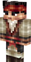 James Kidd - Minecraft Skin by OneShotOneKiller