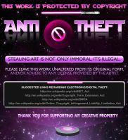 Star Wars Style AntiTheft Card by 878952