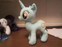 My little pony lyra heartstrings WIP Commission by Little-Broy-Peep