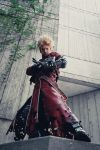 Return of Vash the Stampede by Ex-Shadow