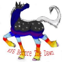 Before The Dawn foal ref by rempage