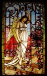 Stained Glass Window - 5 by LadyAhz