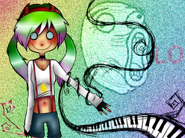 AT: Sweet, sweet music by wolfywisper