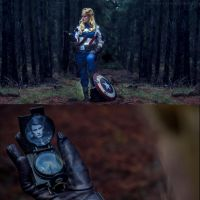 Captain America: I Had a Date. by The-Meeg