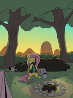 FlutterSniper and Nature Survival by Metal-Kitty