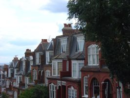 Muswell Hill Victorians by LunaticDesire