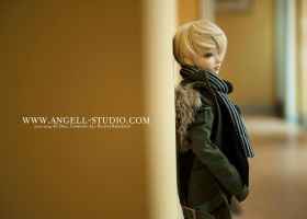waiting for you ! by Angell-studio