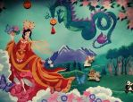 Chinese Fantasy by Sherryhill