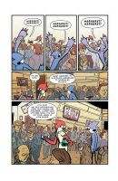 Regular Show - Issue 15 Preview by MordecaiAndRigbyPH