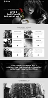 Alamak WP Theme by sandracz