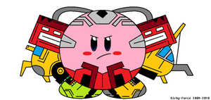 Kirbyformers 2: Devastator (ROTF) by Kirby-Force