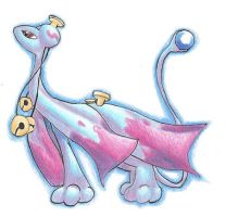 Fakemon: Chimera by Lumina93