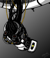 GLaDOS by AleximusPrime