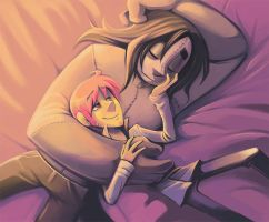 Comfort by Fluro-Knife