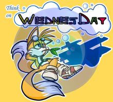 Weekday-shirts: TAILS by CP-BaM-BaM
