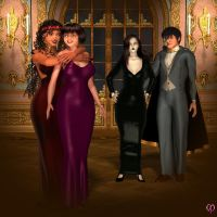 Mamma's night at the opera by Chronophontes