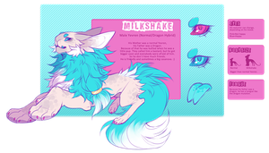 Milkshake Reference Sheet by VanillaToxin