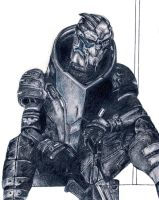 Im Garrus Vakarian and this is my_____ by peevelmouse