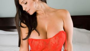 Denise Milani Red Dream pack by Archanthos