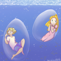 Shallow Waters by Nami-nade