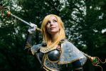 Lux: League of Legends by Scathefir3