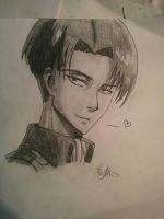 Captain Levi by TheNinja0917