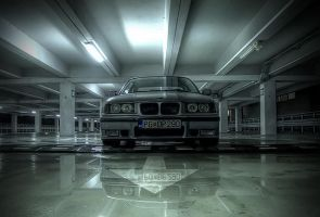 bmw e36 by rade32