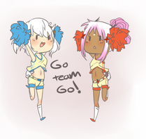 LETS GO TEAM - TS by Ashurst